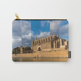 Cathedral of Palma de Mallorca Golden hour Timeslice Carry-All Pouch