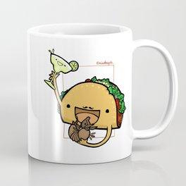 Food Series - Taco Coffee Mug