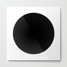 circle 2 Metal Print