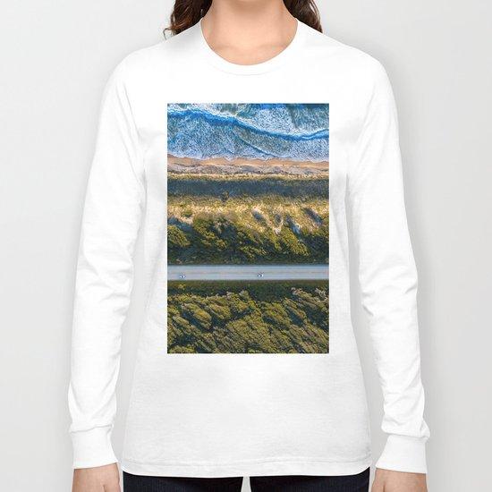 Sky view 5 Long Sleeve T-shirt