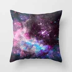 Cluster Westerlund in Color Throw Pillow