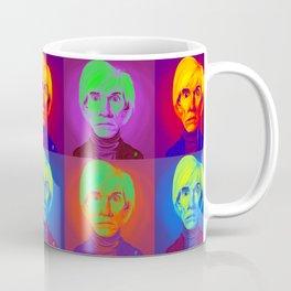 Celebrity Sunday - Andy Warhola on Andy Warhola Coffee Mug