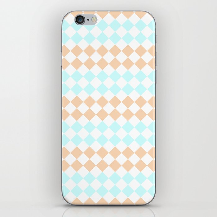 Little Diamonds iPhone Skin