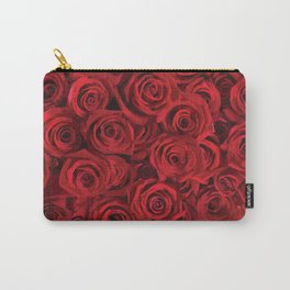 Valentine's day rose Carry-All Pouch
