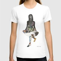 alice wonderland T-shirts featuring Wonderland. by almost great.