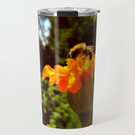 bee of autumn Travel Mug
