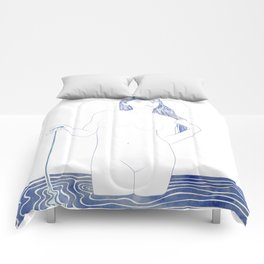 Water Nymph XC Comforters
