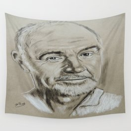 Sean Connery Wall Tapestry