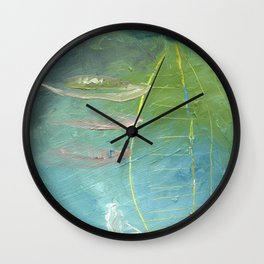 Vessel 102 Wall Clock