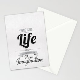 Pure Imagination Stationery Cards