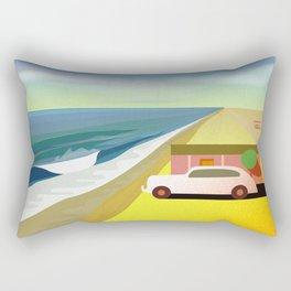 Mexican Honeymoon 2 Rectangular Pillow