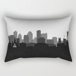 City Skylines: New Orleans (Alternative) Rectangular Pillow