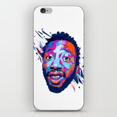 Ol' Dirty Bastard: Dead Rappers Serie iPhone & iPod Skin