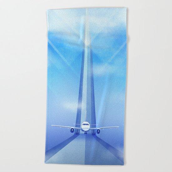 Destination: Dreamland Beach Towel