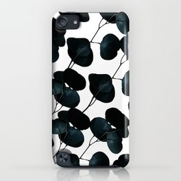 Dark Leaves #society6 #artforsale iPhone Case