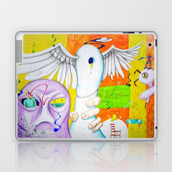 Realm III Laptop & iPad Skin