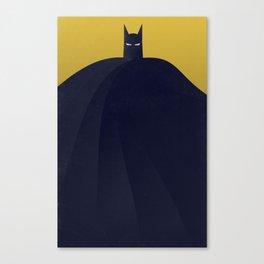 the Bat Canvas Print