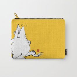 Gold Frog-LOL! Carry-All Pouch