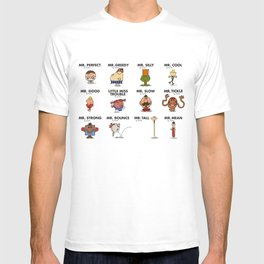 Mr.Fighter II T-shirt