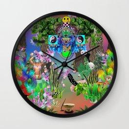 OUTDOORS Wall Clock