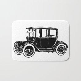 Old car 2 Bath Mat