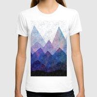 samsung T-shirts featuring Fresh Peaks by Cullen Rawlins