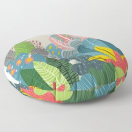 Paradise Floor Pillow