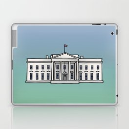 The White House in Washington, D.C. Laptop & iPad Skin