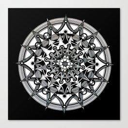 Mandala 008 Canvas Print
