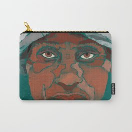 Man of Mozambique Carry-All Pouch