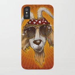 Rockabilly iPhone Case