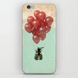 looking for serendipity iPhone Skin