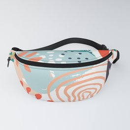 Essence of Spring Fanny Pack