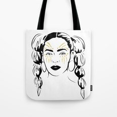 Queen B Tribe Tote Bag