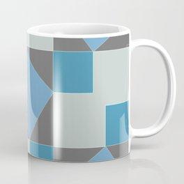 Pythagorean Pattern Coffee Mug