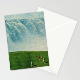 Back 9 Stationery Cards
