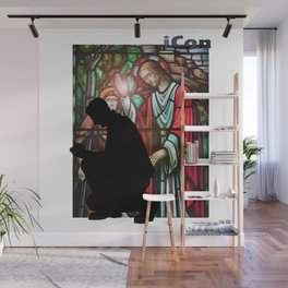 iCon Wall Mural