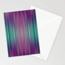 Color Streaks No 2 Stationery Cards