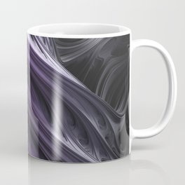 Amethyst Waves Coffee Mug