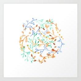 I rami Art Print