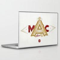 beastie boys Laptop & iPad Skins featuring ∞ Adam Yauch • No way! I'm a Beastie Boy ∞ by Fabio Persico