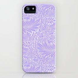 """William Morris """"Larkspur"""" 2. iPhone Case"""