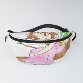 Rosa the Little  Fairy Fanny Pack
