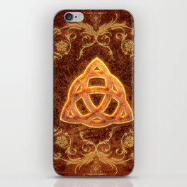 The celtic sign  iPhone Skin