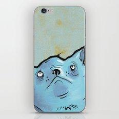 Sad Fat Cat iPhone & iPod Skin