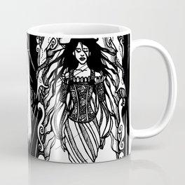 Snow White in the Mirror Coffee Mug