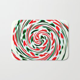 Spearmint Lollipop Bath Mat