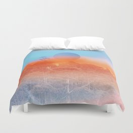 Landscape & gradients XX Duvet Cover