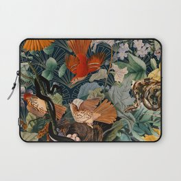 Birds and snakes Laptop Sleeve