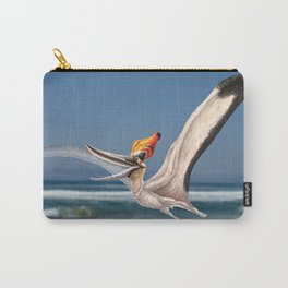 Male Pteranodon Sternbergi Reconstruction Carry-All Pouch